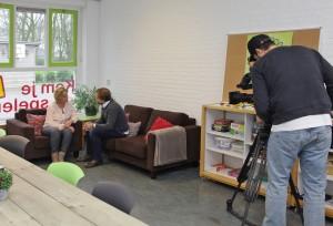 IKC de Vonkenmorgen op TV 2