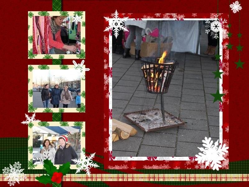 kerstmarkt De Linge