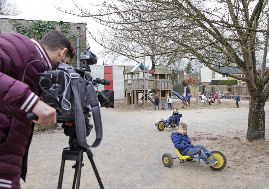 Opnames RTL IKC Het Drieluik - De Vlindertuin