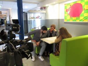 Vonkenmorgen opnames RTL 1