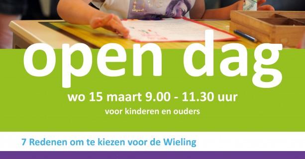 Open Dag 15 maart de Wieling Haalderen