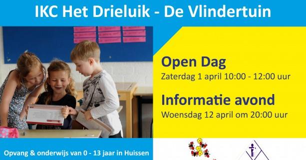 Open dag Drieluik 2017