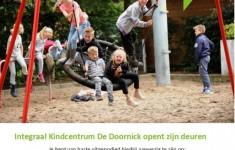 Opening IKC De Doornick